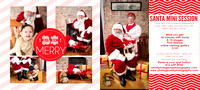 Santa Mini w photos